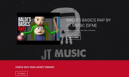 JT Music site launch