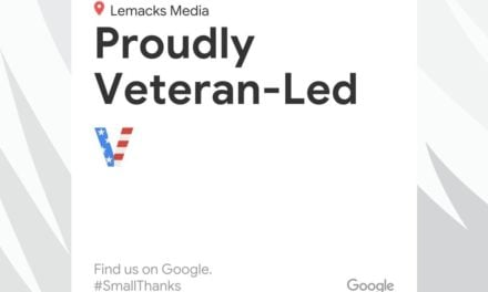 Google Thanks Veteran-Led Business
