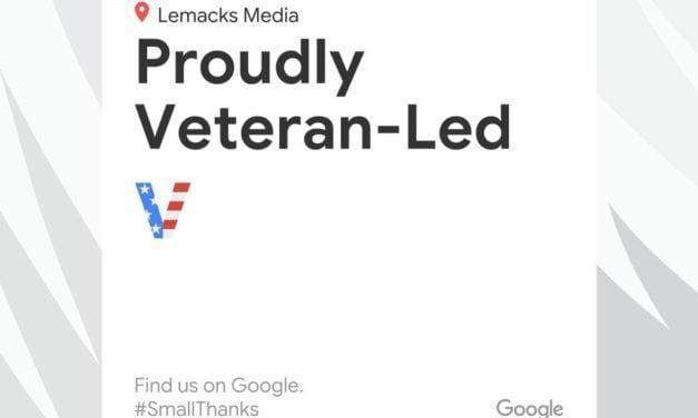 Google Thanks Veteran-Led Business